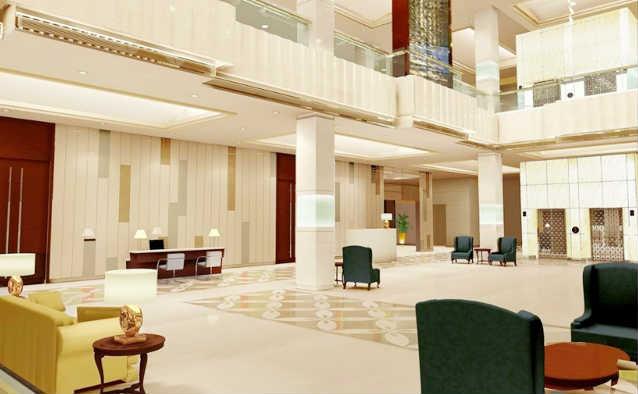 纳霍德卡市酒店投资业务