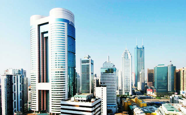 中国住宅及商业房地产