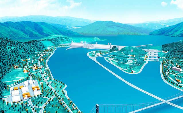 三峡大型梯形水利水电工程中的事故控制及应急平台